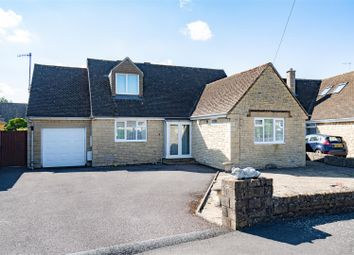 Thumbnail 3 bed detached bungalow for sale in Springfield, Bourton-On-The-Water, Cheltenham