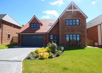 Thumbnail 4 bedroom detached house for sale in Whins Close, Heads Nook, Brampton