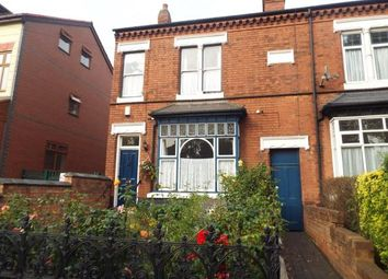 Thumbnail 4 bedroom end terrace house for sale in Hob Moor Road, Small Heath, Birmingham, West Midlands
