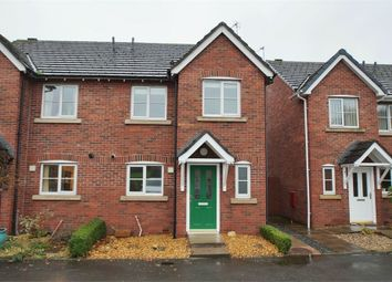 Thumbnail 3 bed semi-detached house for sale in Moorwood Close, The Limes, Carlisle, Cumbria