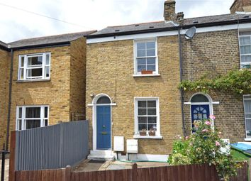 Thumbnail 2 bed end terrace house for sale in Whitworth Street, Greenwich, London