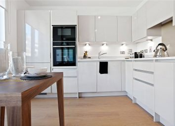 Thumbnail 1 bed flat for sale in Park Terrace, London