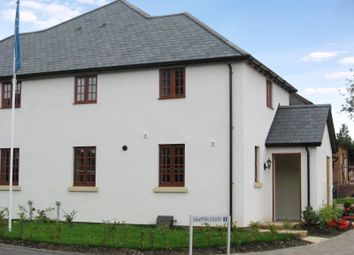 2 bed end terrace house to rent in Shapter Court, Exmouth, Devon EX8
