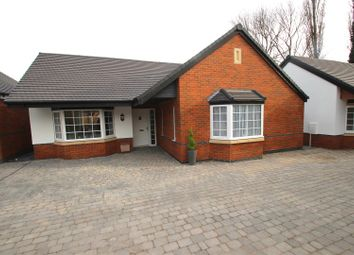 Thumbnail 2 bed detached bungalow for sale in Hayslope Way, Hospital Lane, Bedworth