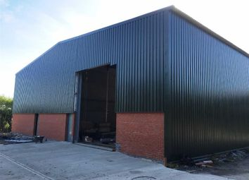 Thumbnail Warehouse to let in Industrial Units, Beeches Farm, Taylors Lane, Theddingworth, Leics