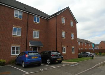 Thumbnail 2 bed flat for sale in Swan Close, Penns Croft, Nuneaton