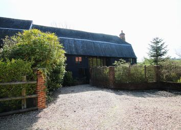Thumbnail 4 bed barn conversion for sale in Brookend, Stebbing, Dunmow