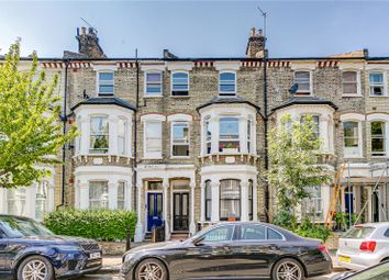 Thumbnail 3 bed flat for sale in Almeric Road, London, UK