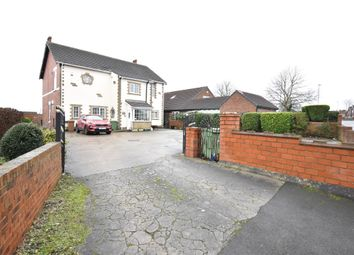 Thumbnail 5 bed detached house for sale in Highfield Road, Hemsworth, Pontefract