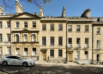 Thumbnail 5 bed town house for sale in St James's Square, Bath