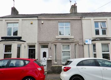 Thumbnail 2 bed terraced house for sale in Belvedere Street, Workington, Cumbria