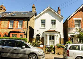 Thumbnail 3 bed detached house for sale in Strafford Road, Barnet