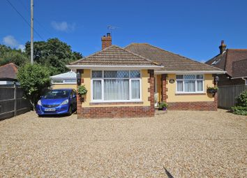 Thumbnail 2 bed detached bungalow for sale in Everton Road, Hordle, Lymington