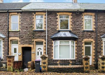 Thumbnail 4 bed terraced house for sale in George Street, Pontnewynydd, Pontypool