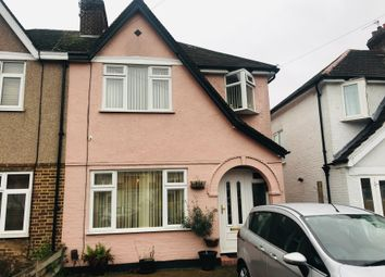 Thumbnail 3 bedroom semi-detached house for sale in Worcester Gardens, Greenford