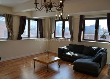 Thumbnail 2 bed flat to rent in Dickinson Street, Manchester