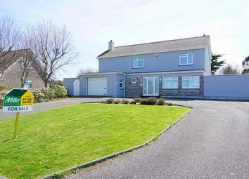 Thumbnail 4 bed detached house for sale in Carlyon Bay, St Austell, Cornwall