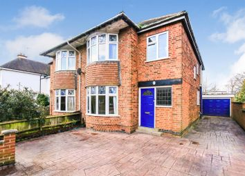 Thumbnail 4 bed semi-detached house for sale in Bloxam Gardens, Rugby