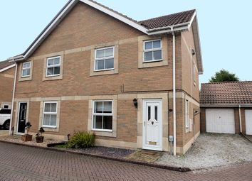 Thumbnail 3 bedroom property for sale in The Haven, Victoria Dock, Hull