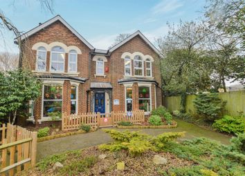 Thumbnail 4 bed detached house for sale in Hythe Road, Ashford