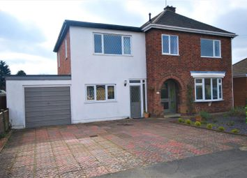 Thumbnail 4 bedroom detached house for sale in Balmoral Avenue, Spalding