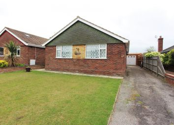 Thumbnail 3 bed detached bungalow to rent in Fairfield Road, Lowestoft