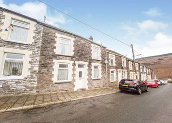 Thumbnail 2 bed terraced house for sale in Brynbedw Road, Tylorstown, Ferndale