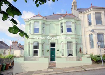 Thumbnail 1 bedroom flat to rent in Beatrice Avenue, Lipson, Plymouth