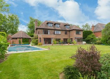 Thumbnail 6 bed detached house for sale in Manor Road, Penn, High Wycombe