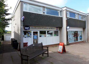 Thumbnail Retail premises for sale in Paignton, Devon