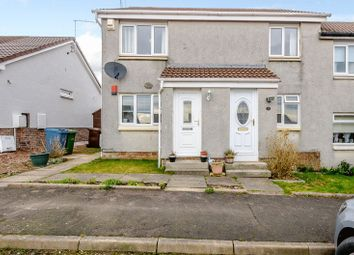 Thumbnail 2 bed flat for sale in Craigflower Gardens, Glasgow