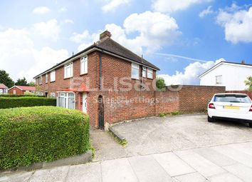 Thumbnail 3 bed end terrace house for sale in Wallcote Avenue, London