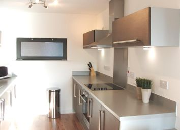 Thumbnail 1 bed flat to rent in Geoffrey Watling Way, Norwich