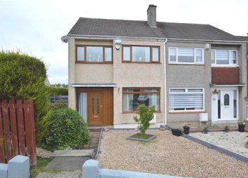 Thumbnail 3 bed end terrace house for sale in Machanhill, Larkhall