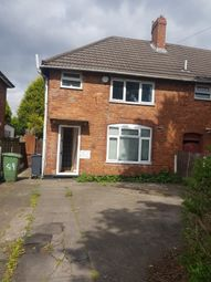 3 bed semi-detached house to rent in Webster Road, Walsall WS2