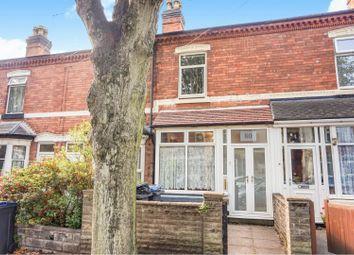 3 bed terraced house for sale in Johnson Road, Erdington, Birmingham B23