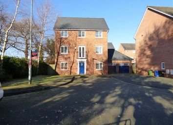 Thumbnail 5 bed detached house to rent in Millington Gardens, Lymm, Cheshire