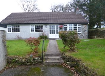 Thumbnail 3 bed bungalow to rent in Trevarren, St. Columb