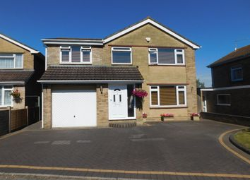 Thumbnail 4 bed detached house for sale in Harkwood Drive, Hamworthy, Poole