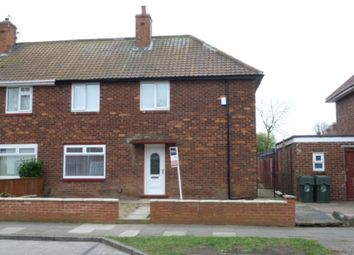 Thumbnail 3 bed end terrace house to rent in Westminster Road, Middlesbrough