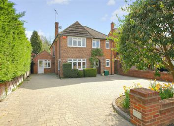 Thumbnail 5 bed detached house for sale in Craigweil Avenue, Radlett, Hertfordshire