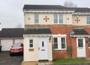 Thumbnail 3 bedroom semi-detached house for sale in Curlbrook Close, Wootton, Northampton