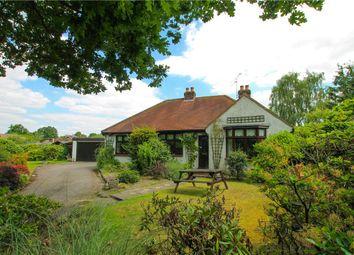 Thumbnail 3 bedroom bungalow for sale in Lovelands Lane, Chobham, Woking, Surrey