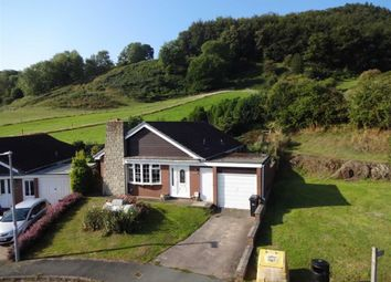 Thumbnail 3 bed detached bungalow for sale in 7, Penarron Drive, Kerry, Newtown, Powys