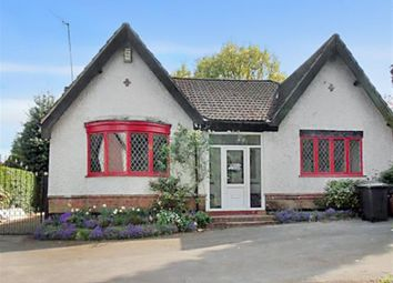 Thumbnail 4 bedroom bungalow to rent in Derby Road, Bramcote, Nottingham