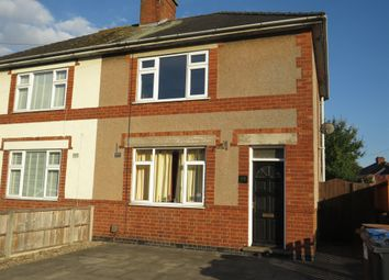 Thumbnail 3 bed semi-detached house for sale in Bradgate Road, Barwell, Leicester