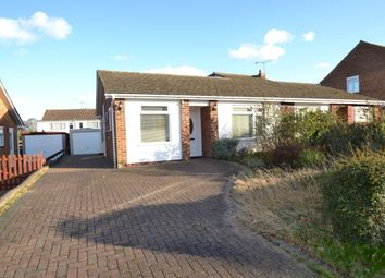2 bed bungalow for sale in Courtfield Avenue, Lordswood, Chatham ME5