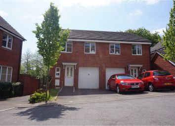 Thumbnail 3 bed semi-detached house for sale in Cottingham Drive, Cardiff