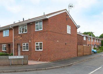 Thumbnail 3 bed terraced house for sale in Sandown Drive, Bobblestock, Hereford