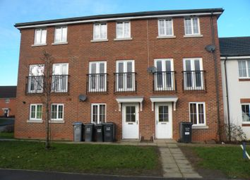 Thumbnail 5 bed terraced house to rent in Cunningham Avenue, Hatfield